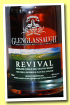Glenglassaugh 'Revival' (46%, OB, 2012)